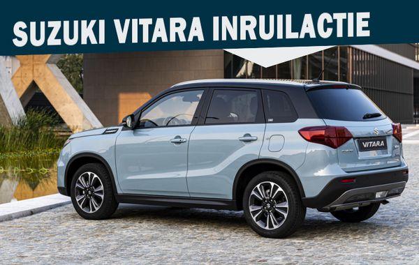Mengelers Suzuki Vitara inruilactie