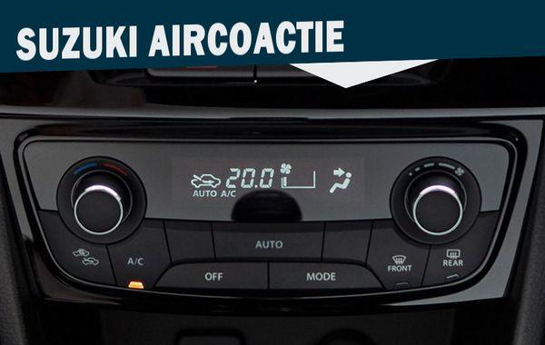 Mengelers Suzuki Airco Actie