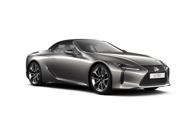 Mengelers Lexus Sittard - Nieuwe Lexus LC 500 Cabrio