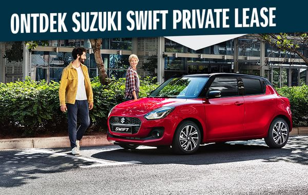 Suzuki Swift Private Lease