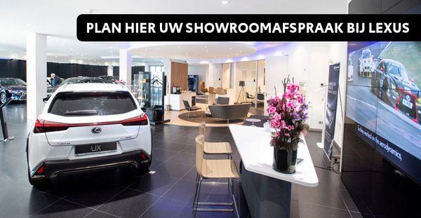 Showroom Mengelers Lexus Sittard weer open - Plan hier uw afspraak
