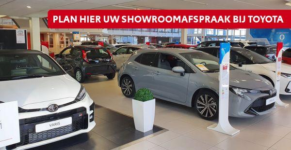 Showroom Mengelers Toyota weer open - Plan hier uw afspraak