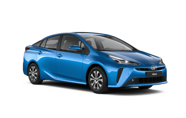 Mengelers Automotive Limburg - Nieuwe Toyota Prius
