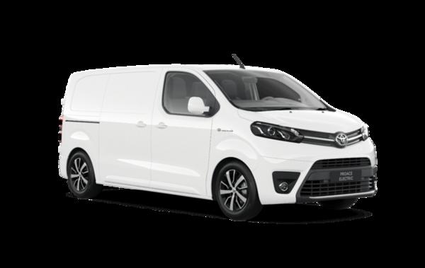 Mengelers Automotive Limburg - Nieuwe Toyota PROACE Electric