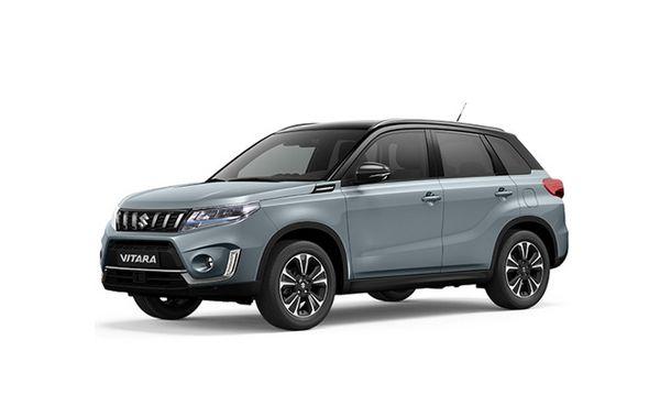 Mengelers Suzuki - Nieuwe Suzuki Vitara