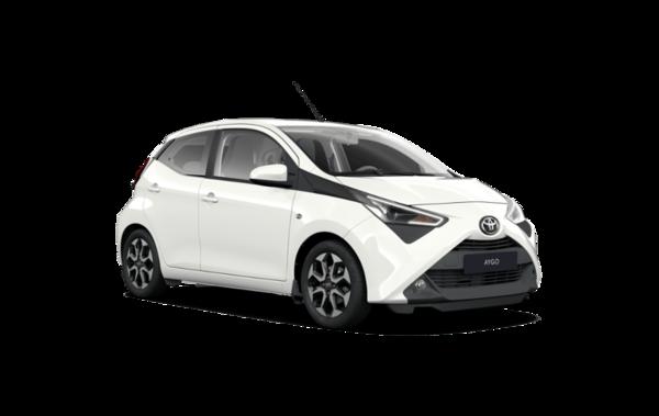 Mengelers Automotive Limburg - Nieuwe Toyota AYGO
