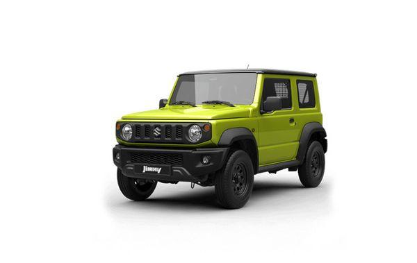 Mengelers Suzuki - Nieuwe Suzuki Jimny