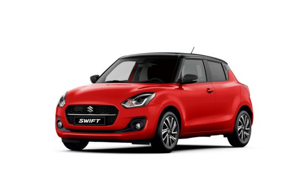 Mengelers Suzuki - Nieuwe Suzuki Swift