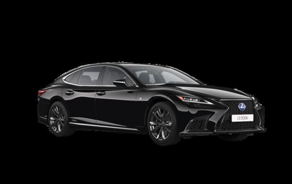 Mengelers Lexus Sittard - Nieuwe Lexus LS 500h