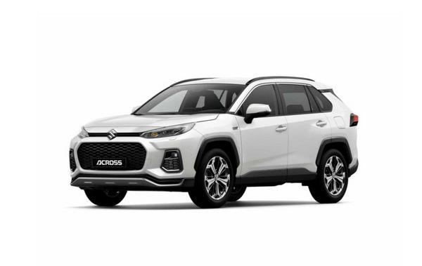 Mengelers Suzuki - Nieuwe Suzuki Across