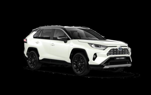 Mengelers Automotive Limburg - Nieuwe Toyota RAV4