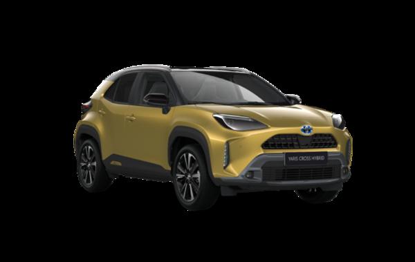 Mengelers Automotive Limburg - Nieuwe Toyota Yaris Cross