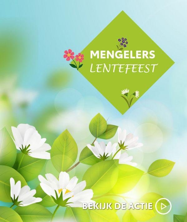 Mengelers Lentefeest Banner mobile