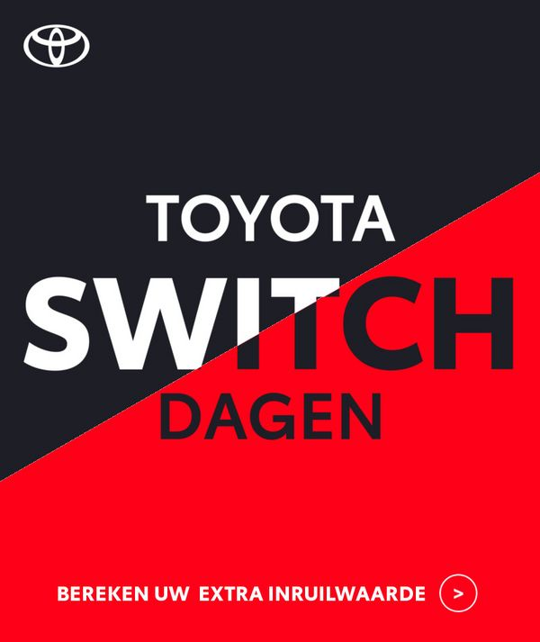 Homepage Banner Mengelers Toyota Switch Dagen mobiel