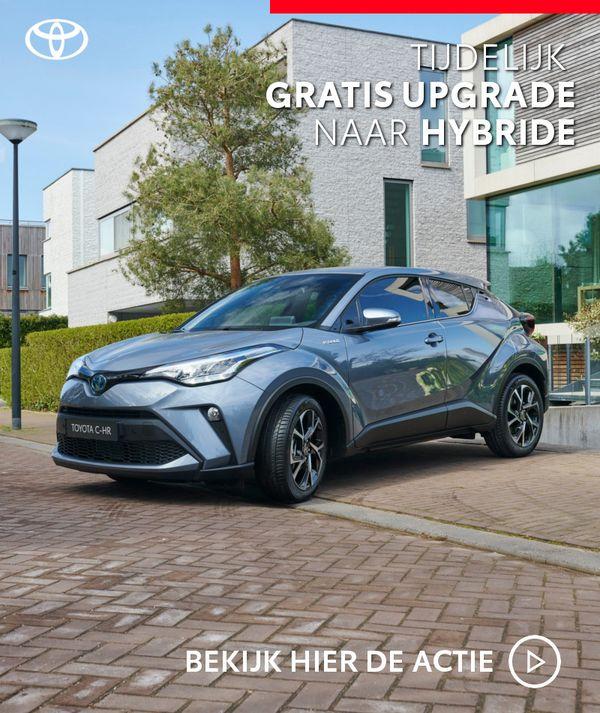 Mengelers Automotive Gratis Toyota Hybride Upgrade