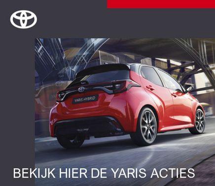 Acties Toyot Yaris