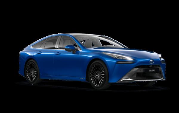 Mengelers Automotive Limburg - Nieuwe Toyota Mirai