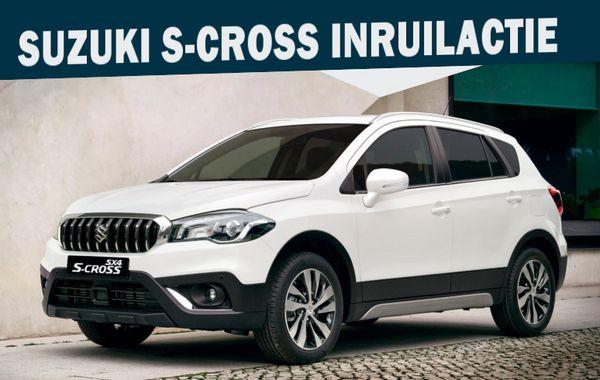 Mengelers Suzuki S-Cross inruilactie