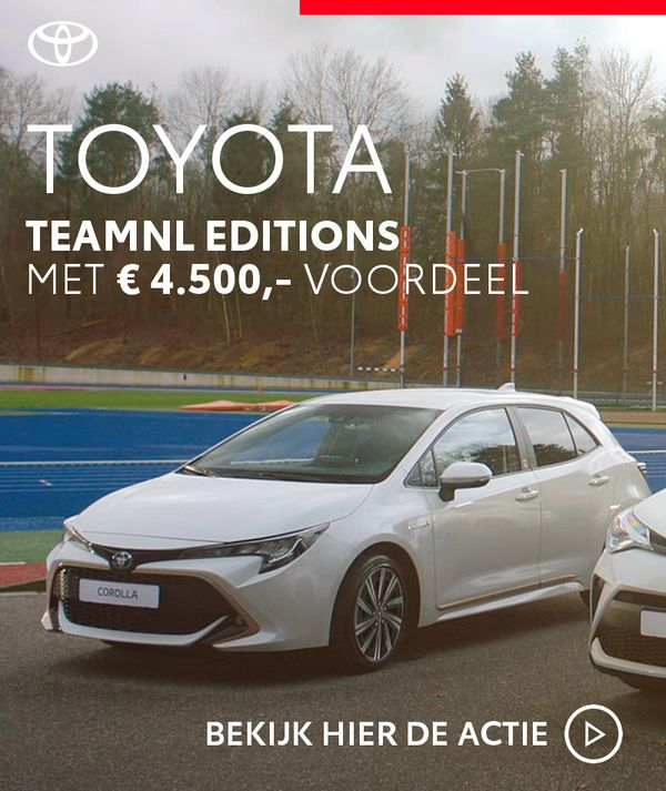 Mengelers Automotive Limburg TeamNL Editions - Homepage Banner