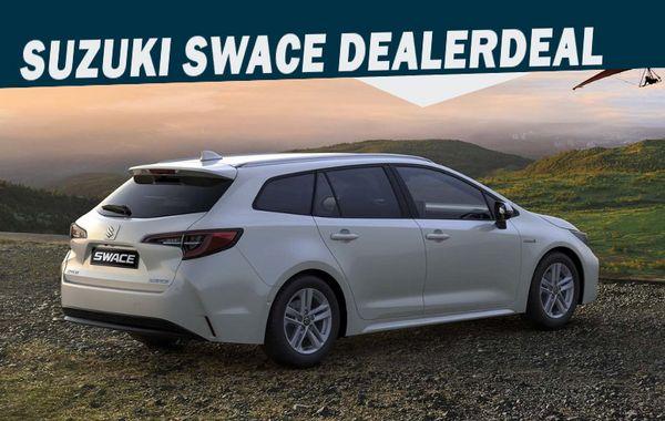 Mengelers Suzuki Acties - Suzuki Swace Dealerdeal