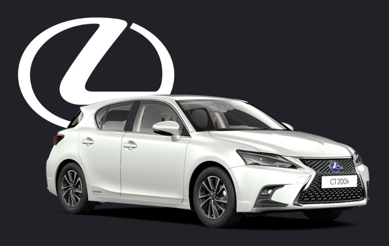 Lexus Sittard Private Lease Online Editions