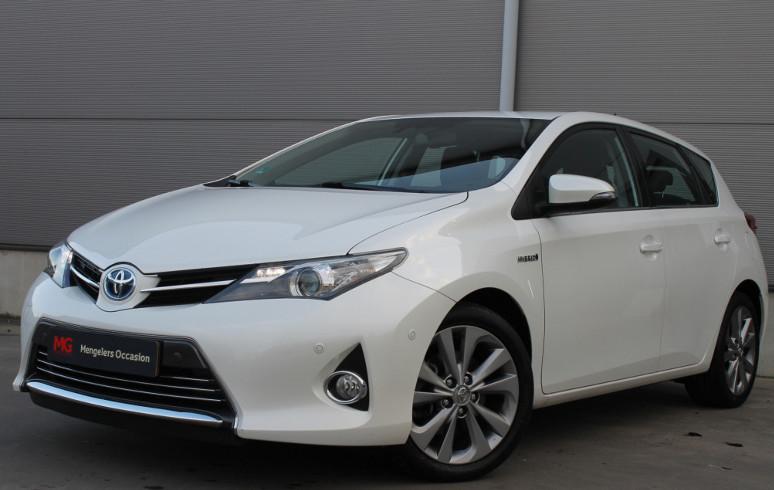 Mengelers Lentepakkers - Toyota Yaris