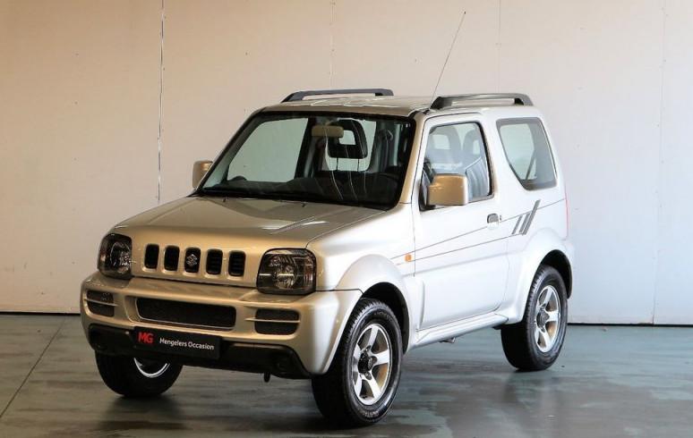 Mengelers Lentepakkers - Suzuki Jimny