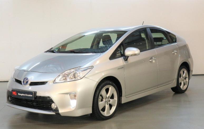 Mengelers Lentepakkers - Toyota Prius