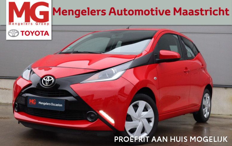 Toyota AYGO Occasion - Mengelers Automotive Maastricht