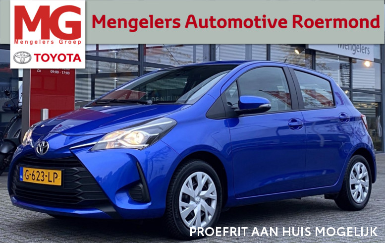 Toyota Yaris Occasion - Mengelers Automotive Roermond