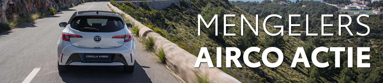 Mengelers Airco Actie