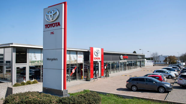 Pand Toyota Landgraaf