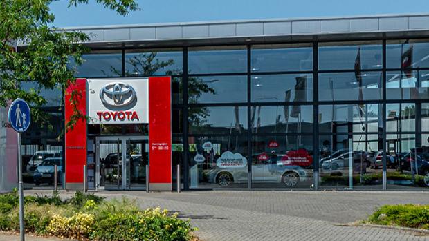 Pand Toyota Roermond