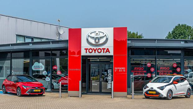 Pand Toyota Venlo
