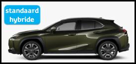 Lexus UX 250h Private Lease