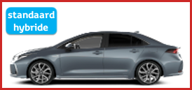 Toyota Corolla Sedan Private Lease
