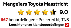 Mengelers Toyota Maastricht - Reviews