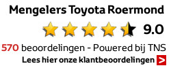 Mengelers Toyota Roermond - Reviews