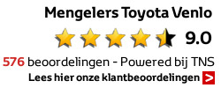 Mengelers Toyota Venlo - Reviews