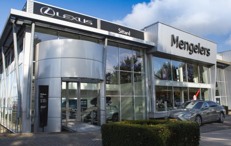 Lexus Sittard Stapelgekte - Contact