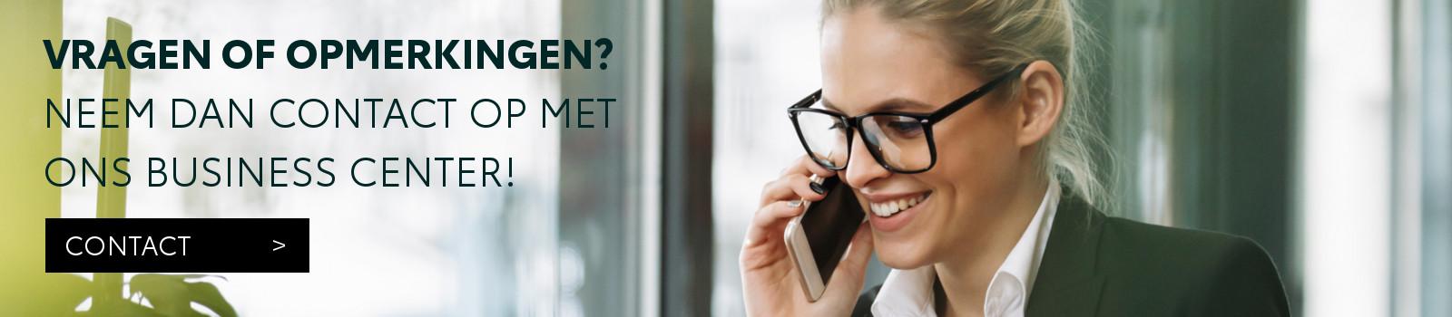 Mengelers Business Center Limburg - Contact