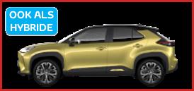 Mengelers Automotive Limburg Private Lease - Yaris Cross