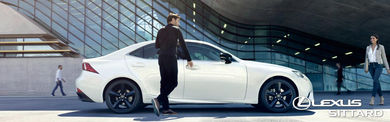 Proefrit en inruilvoorstel Lexus Sittard