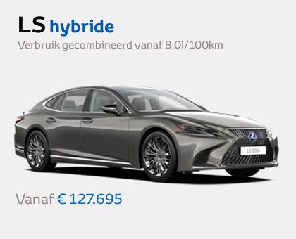 Nieuwe Mengelers Lexus Sittard LS februari 2021