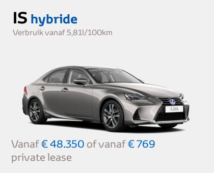 Nieuwe Mengelers Lexus Sittard IS