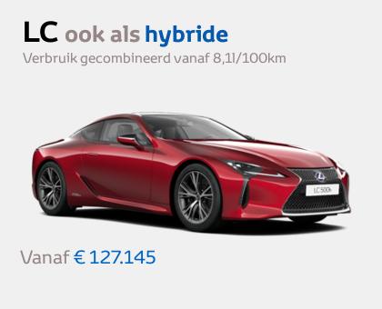 Nieuwe Mengelers Lexus Sittard LC