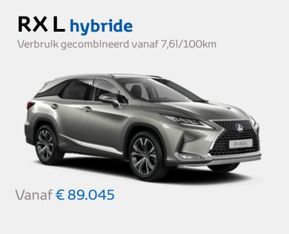 Nieuwe Mengelers Lexus Sittard RX L