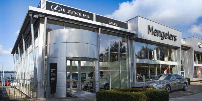 Lexus Pop-Up Store contactgegevens