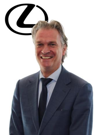 Bas Hubers - Verkoopleider Lexus Sittard
