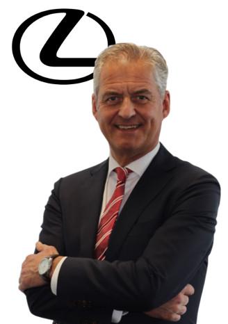 Bert Schurgers - Directeur Lexus Sittard